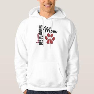 Mamma 2 för Bouvier Des Flandres Sweatshirt