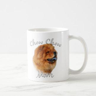 Mamma 2 för ChowChow Kaffemugg