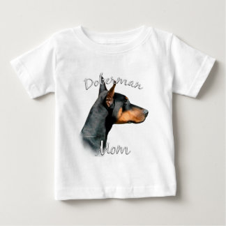 Mamma 2 för DobermanPinscher (blk) T-shirt