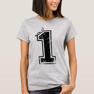 Mamma av 1 skjorta t-shirt