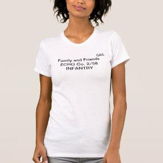 Mamma infanteri för T-tröja 2/58 T-shirt