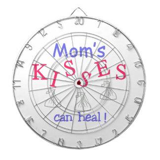 Mamma kyssar kan läka! piltavlor