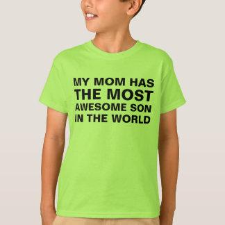 Mamma mest enorm Sonordstäv T Shirt