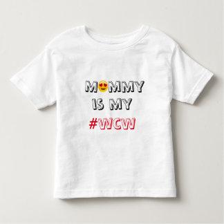 Mamman är min #wcw t-shirt