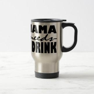 Mamman behöver en drink resemugg