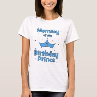 Mammor av den 1st födelsedagprincen! t shirts