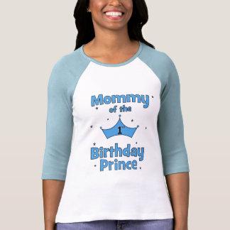 Mammor av den 1st födelsedagprincen! tshirts