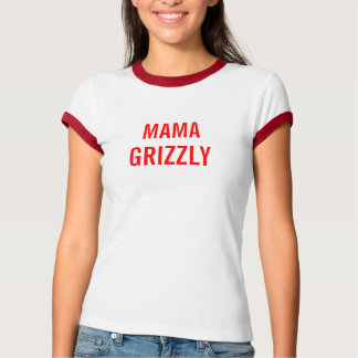 MAMMOR GRIZZLY TEE SHIRTS