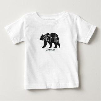 Mammor & mig för babybjörnTshirt bästa begynna Tee Shirt