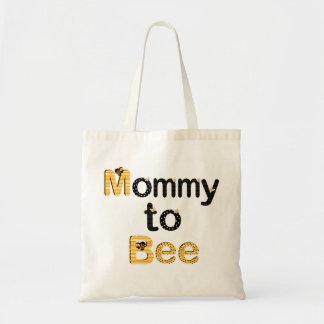 Mammor till biet budget tygkasse