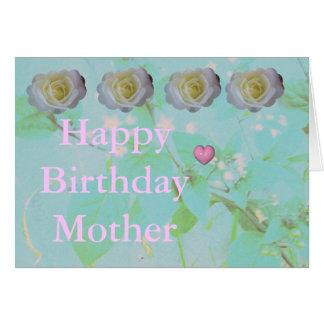Mammorfödelsedag Hälsningskort