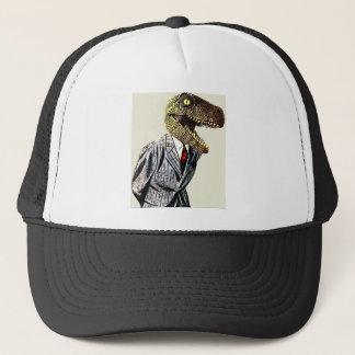 Man för TyrannosaurusRex affär Keps