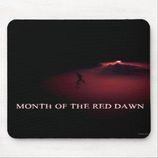 Månad av den röda gryningen - Januari - Cedric Mus Matta