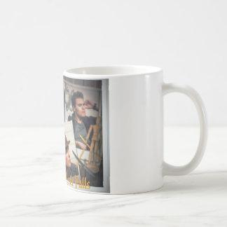 Manar av den Mystic nedgångkaffemuggen Kaffemugg