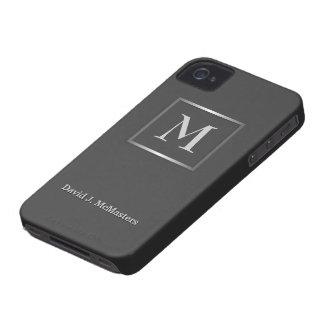 Manar blackberry fodral för Monogram för kanonmeta