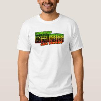 manar DUB KLIVER det solida systemet DUBSTEP för T Shirt