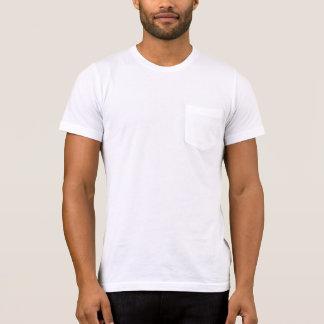 Manar fick- T-tröja för dräkt, VITmall Tröjor