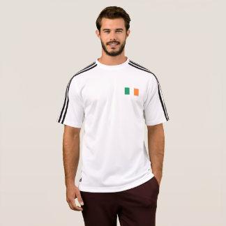 Manar flagga av den Irland T-tröja T-shirts