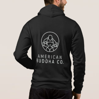 Manar för amerikanBuddha Co. blackout T Shirt