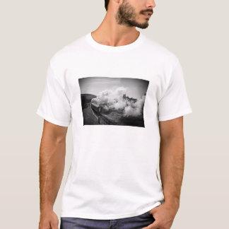 Manar för ångatåg som | T-tröja är prima av färger Tee Shirts