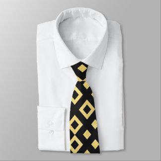 Manar för art décodiamantmönster tie slips