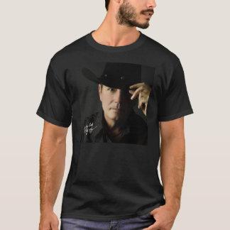 Manar för Billy Kay hattspets grundläggande Tee Shirt