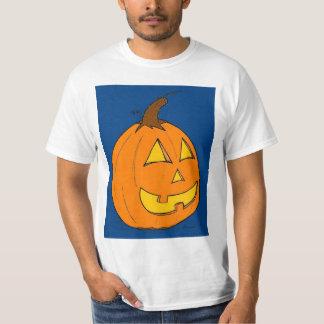 Manar för blått för jackolykta värderar T-tröja Tshirts
