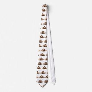 Manar för cockerspaniel för slips