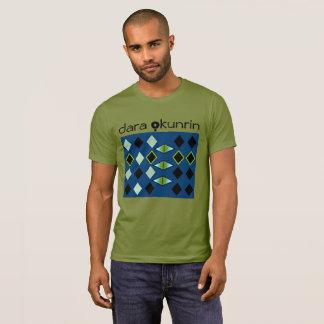 MANAR för DARA OKUNRIN SKJORTA för T, I-konst och T Shirts