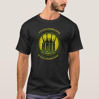 Manar för HMSS officiell skjorta för T T Shirt