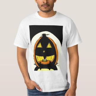 Manar för jackolykta värderar T-tröja T-shirt