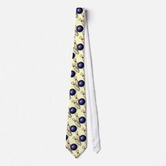 Manar för kastaretemadesign slips