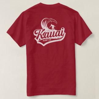 Manar för Kauai surfaCo. T-tröja för vintage Tee Shirts
