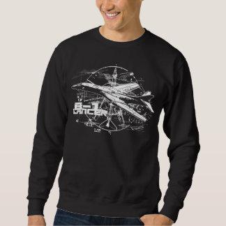 Manar för Lancer B-1 grundläggande tröja