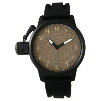 Manar för vintage för urverkvintage beställnings- armbandsur