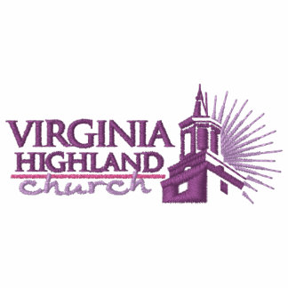 Manar för Virginia-Högland giftermåljämställdhet s Broderad Polotröja
