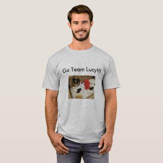 Manar går den LAGLucy T-tröja Tee Shirt