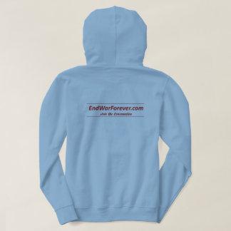 Manar grundläggande hooded svettskjorta sweatshirt