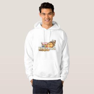 Manar grundläggande Hooded tröja