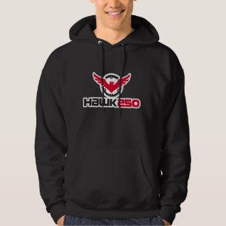 Manar grundläggande Hooded tröja för hök 250