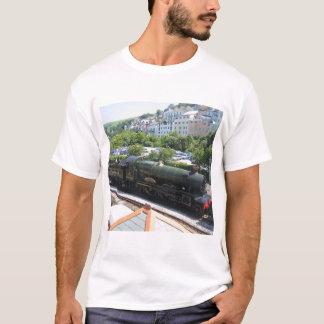Manar grundläggande T-tröja - ångamotor (det Tee Shirts