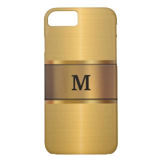 Manar guld- Look för Monogram
