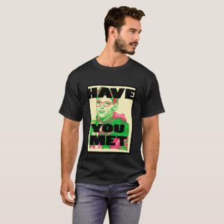 Manar har dig den mötta Travis T-tröja Tröjor