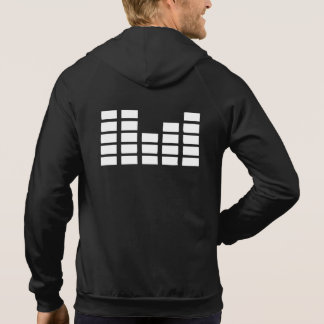 Manar hoodie för edm för musik för hus för Deejay