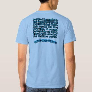 Manar kristna skjortor t shirt