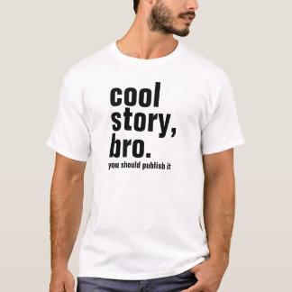 Manar kyler berättelsebroen, dig bör publicera tee shirts