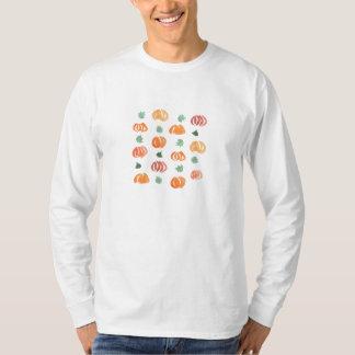 Manar långärmadT-tröja med pumpor och löv Tröjor