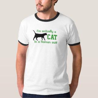 Manar 'mig förmiddag faktiskt en Cat Tshirts
