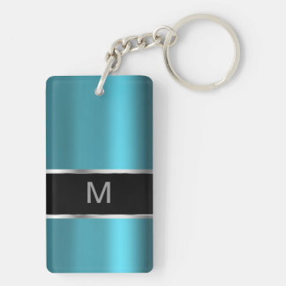 Manar Monogram Keychain