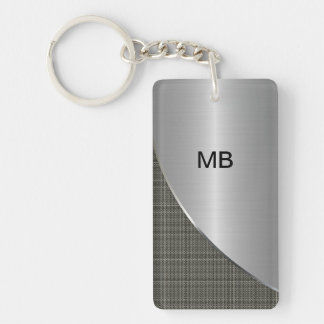 Manar Monogram Keychains